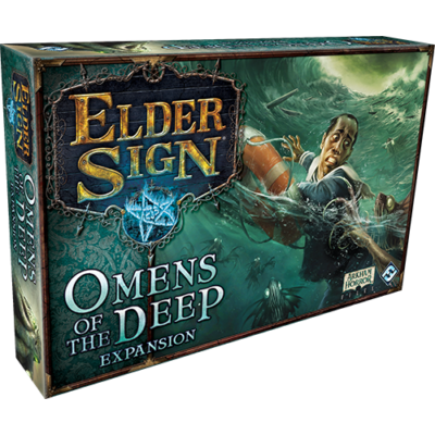 Elder Sign: Omens of the Deep kiegészítő