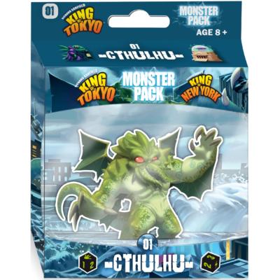 King of Tokyo / New York: Monster Pack - Cthulhu - kiegészítő