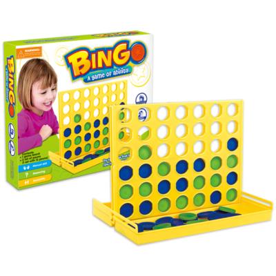 Bingo: Nyer a 4!