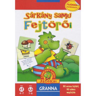 Sárkány Samu fejtörői (új kiadás)