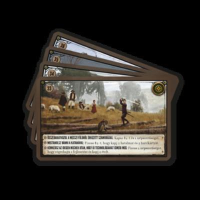 Scythe promó kártyacsomag 2.