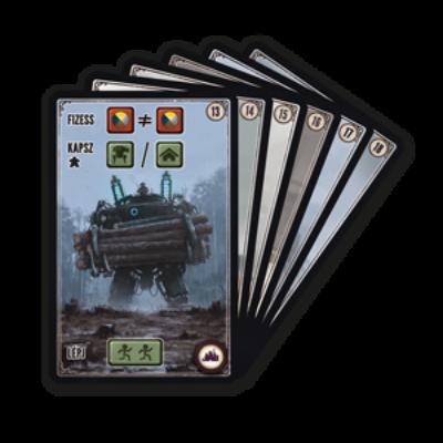 Scythe promó kártyacsomag 4.