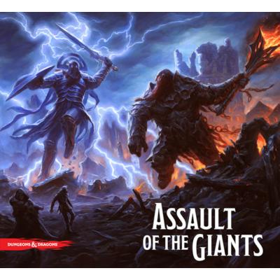 Dungeons & Dragons: Assault of the Giants (festetlen)