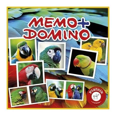 Papagájok Memo&Domino