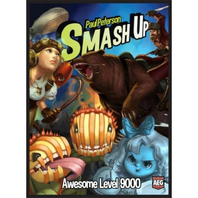 Smash Up: Awesome level 9000 kiegészítő