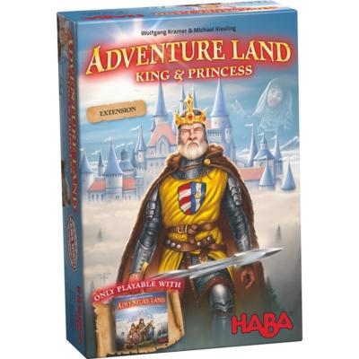 Adventure Land: King & Princess kiegészítő