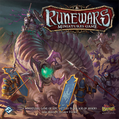 Runewars Miniatures Game: Core Set