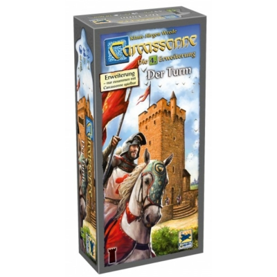Carcassonne 4. kiegészítés - Der Turm (A torony)