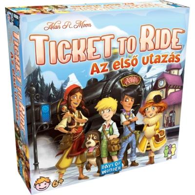 Ticket to Ride - Az első utazás