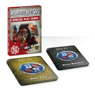 Blood Bowl Cards: Hall of Fame pack