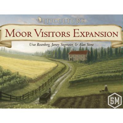 Viticulture: Moor Visitors kiegészítő