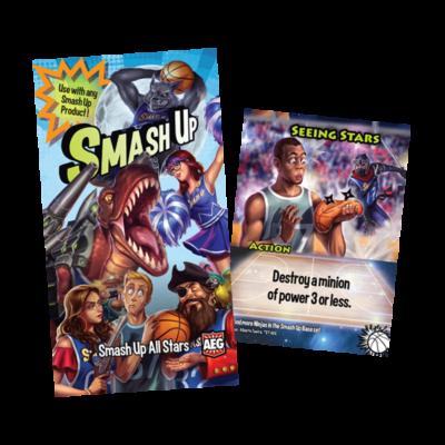 Smash Up: All Stars pakli