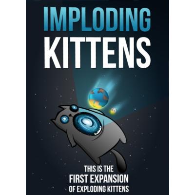 Imploding Kittens (Exploding Kittens kiegészítő)