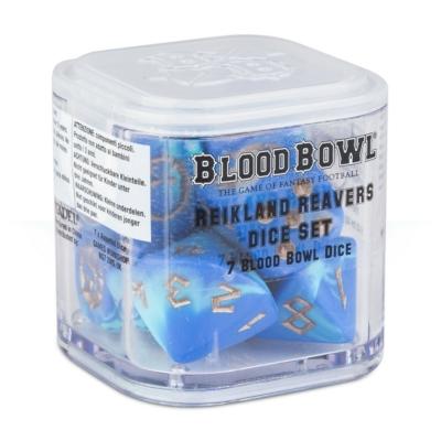 Blood Bowl: Reikland Reavers Dice Set