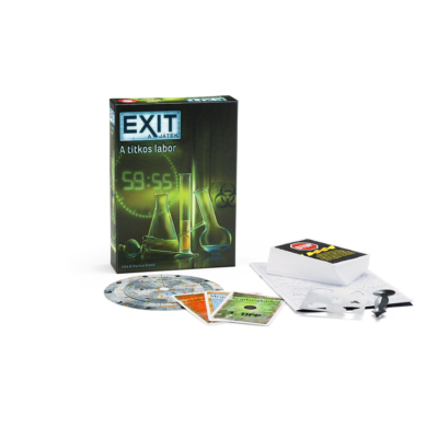 EXIT 2.-A titkos labor