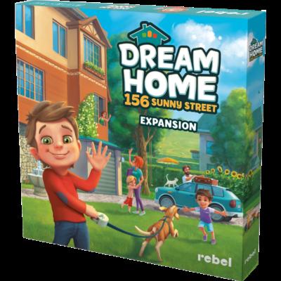 Dream Home: 156 Sunny Street kiegészítő