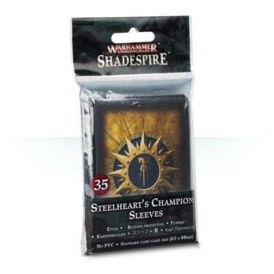 Shadespire: Steelheart's Champions Sleeves