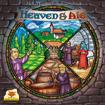 Heaven and Ale - Mennyei Ser