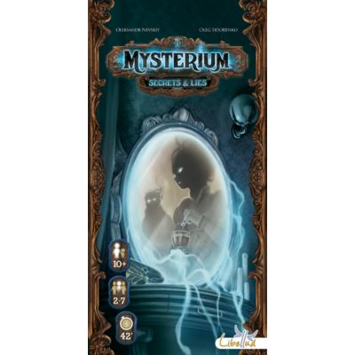 Mysterium: Secrets & Lies kiegészítő