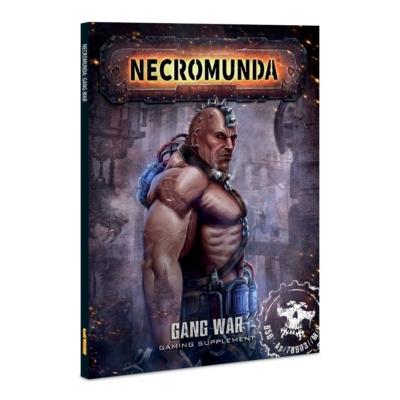 Necromunda: Gang War szabálykönyv