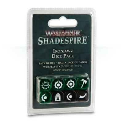 Shadespire: Ironjawz Dice Pack