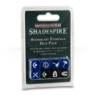 Shadespire: Stormcast Eternals Dice Pack