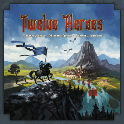 Twelve Heroes