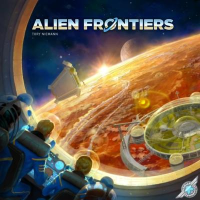 Alien Frontiers (5. kiadás)