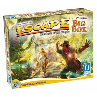Escape Big Box, 2. kiadás