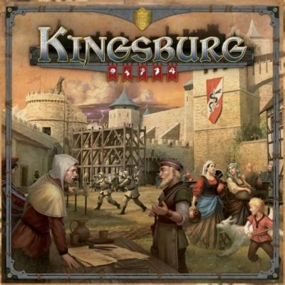 Kingsburg (2017-es kiadás)