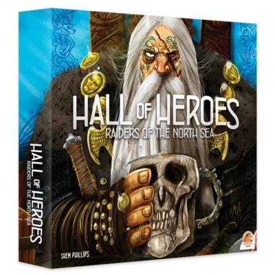 Raiders of the North Sea: Hall of Heroes kiegészítő