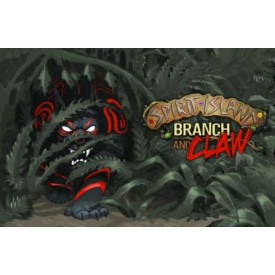 Spirit Island: Branch & Claw kiegészítő