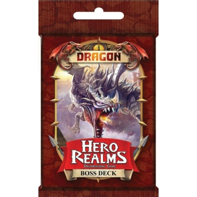 Hero Realms Boss Deck - The Dragon