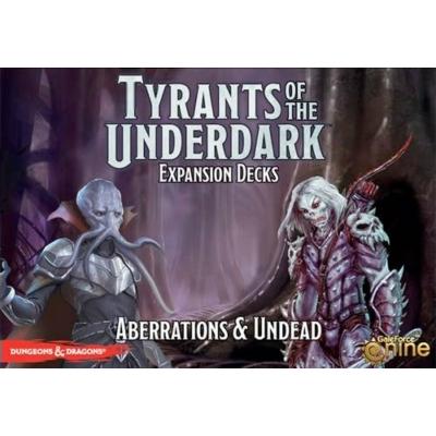 Dungeons & Dragons: Tyrants of the Underdark - Aberrations & Undead kiegészítő