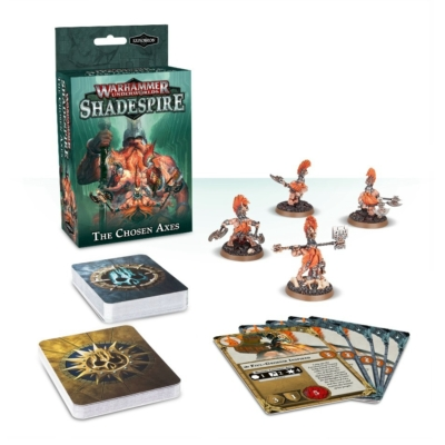 Shadespire: The Chosen Axes