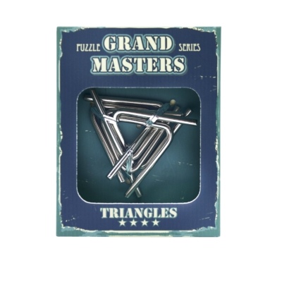 Grand Masters Puzzle Triangles