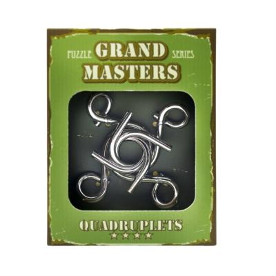 Grand Masters Puzzle Quadruplets