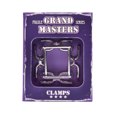 Grand Masters Puzzle Clamps