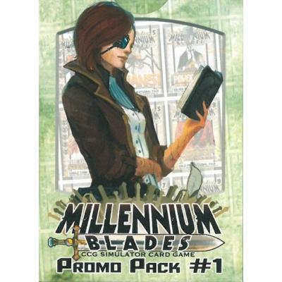 Millennium Blades: Crossover kiegészítő