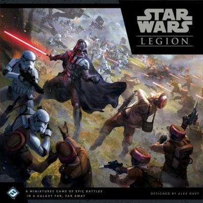 Star Wars: Legion alapdoboz