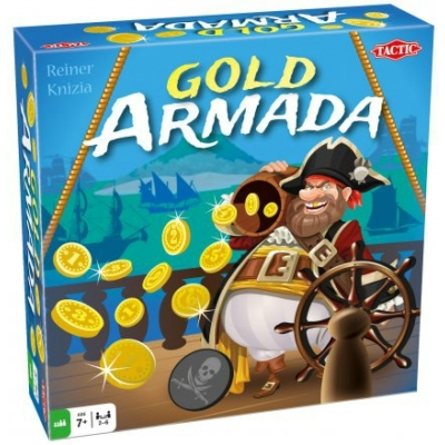 Gold Armada társasjáték