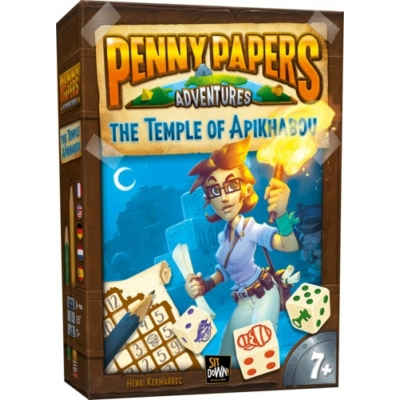 Penny Papers Adventures: The Temple of Apikhabou