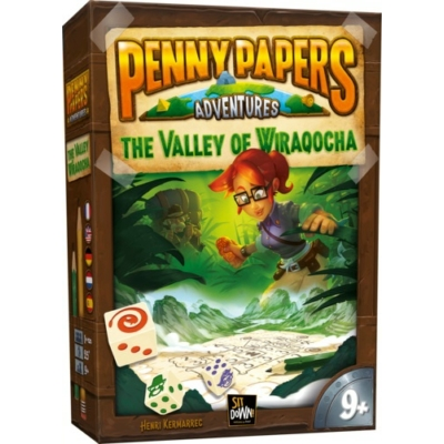 Penny Papers Adventures: Valley of Wiraqocha