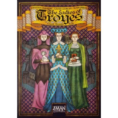 The Ladies of Troyes kiegészítő