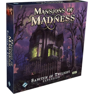 Mansions of Madness 2. kiadás - Sanctum of Twilight kiegészítő