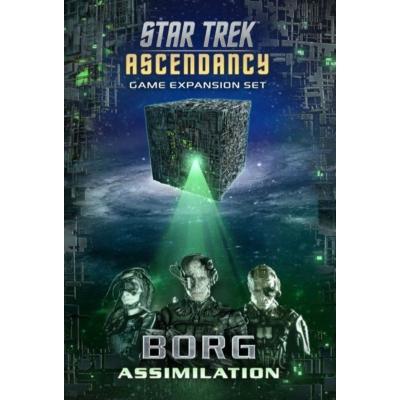 Star Trek: Ascendancy - Borg Assimilation kiegészítő