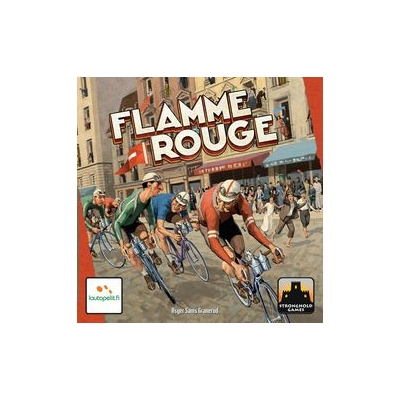 Flamme Rouge magyar
