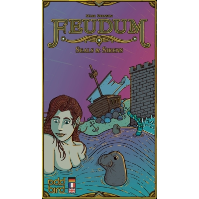 Feudum: Seals and Sirens kiegészítő
