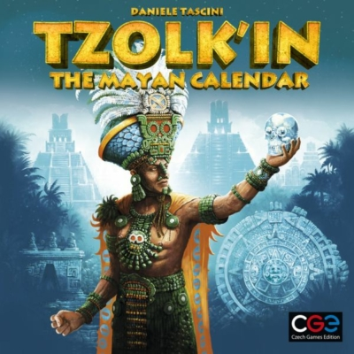 Tzolk'in: The Mayan Calendar (angol)