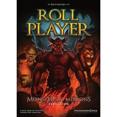 Roll Player: Monsters & Minions kiegészítő
